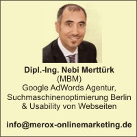 Onlinemarketing Nebi Merrürk