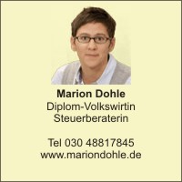 Steuerbüro Marion Dohle